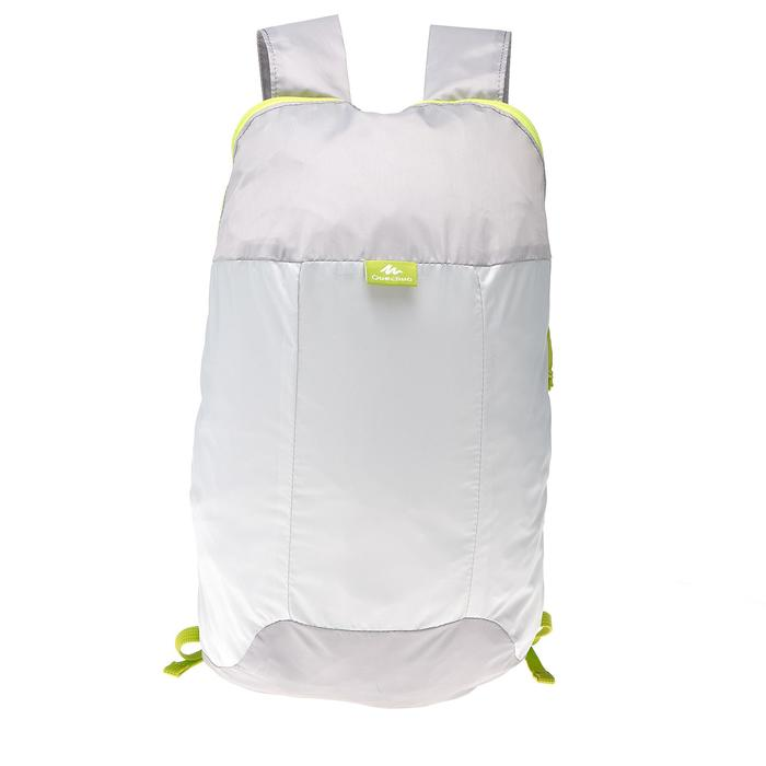 Ultra-Compact 10 Litre Travel Rucksack - Grey