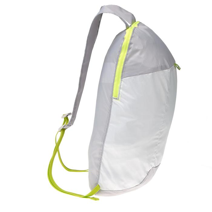 Ultra-Compact 10 litres Extra Backpack - Grey