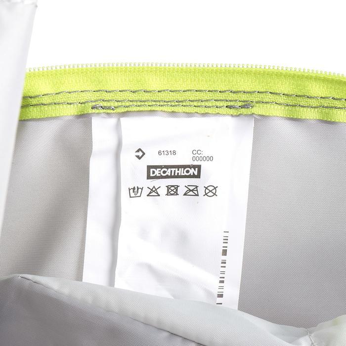 Mochila auxiliar ultra compacta 10 litros gris
