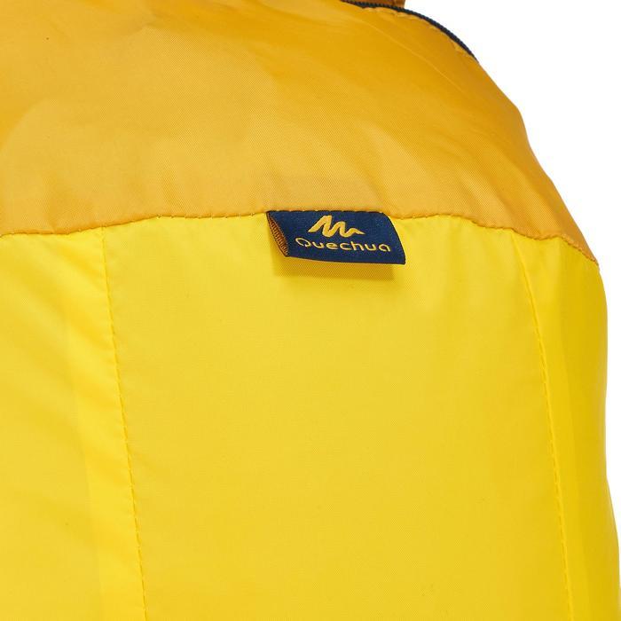 Mochila auxiliar ultra compacta 10 litros Amarillo