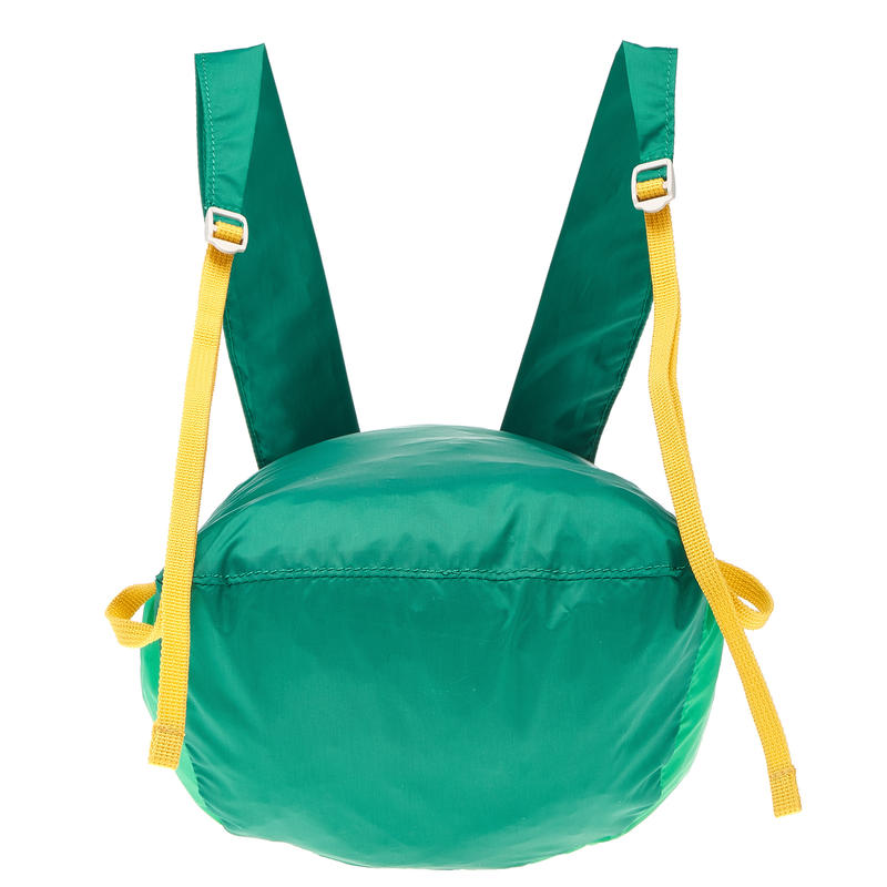 TRAVEL Ultra-Compact 10 Litre Rucksack - green