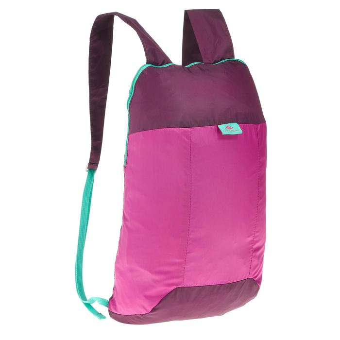 Ultra-Compact 10 Litres Extra Backpack - Purple