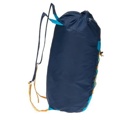 Travel Ultra-Compact Waterproof 20-Litre Backpack - Blue