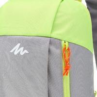 NH100 10-L HIKING BACKPACK – GREY/GREEN