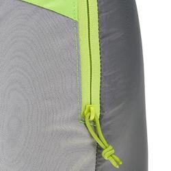 Wandelrugzak NH100 10 liter grijs groen