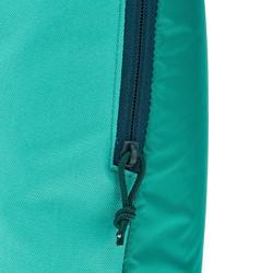 Sac à dos de randonnée pour la journée Arpenaz 10°L vert menthe :Simple et léger