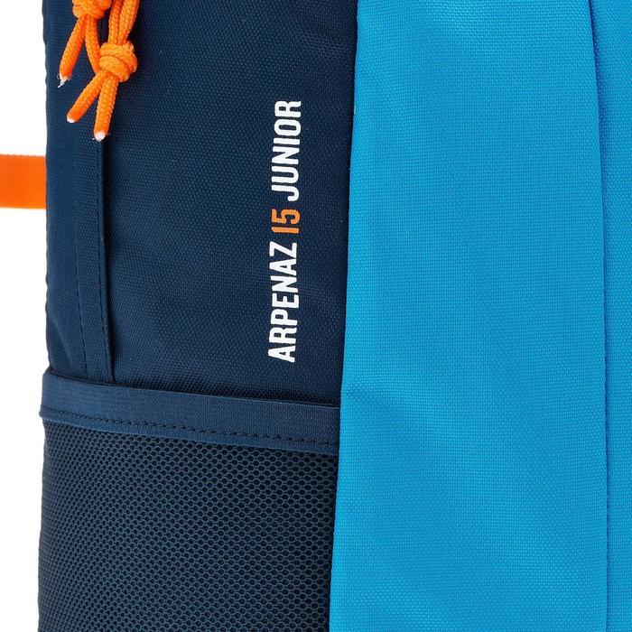 Mochila de senderismo júnior MH500 15 Litros júnior azul