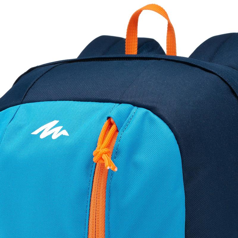 Sac à dos de randonnée enfant MH500 15Litres bleu