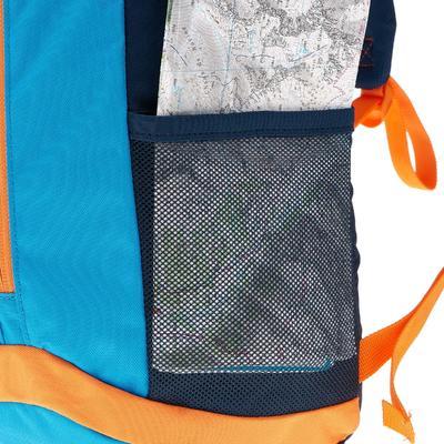 Kids' Hiking rucksack MH500 15 Litres blue