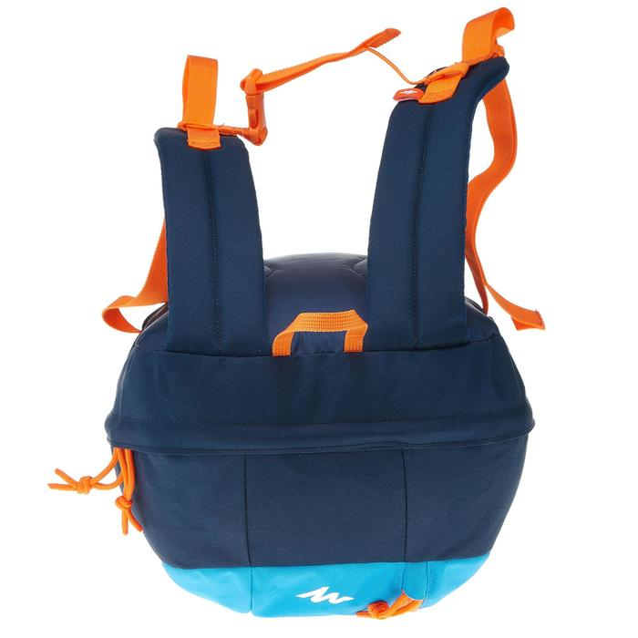 Kids' Hiking rucksack MH500 15 Litres blue