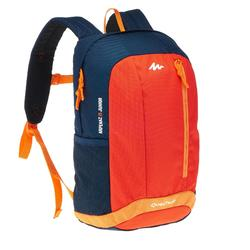 15L 青少年健行運動背包 Arpenaz - 紅色