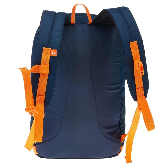 MH500 15-Litre Children's Junior Hiking Backpack - Blue