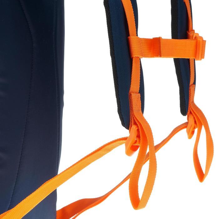 兒童款健行背包MH500 15 L-紅色