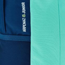 Wandelrugzak voor kinderen MH500 15 liter groen