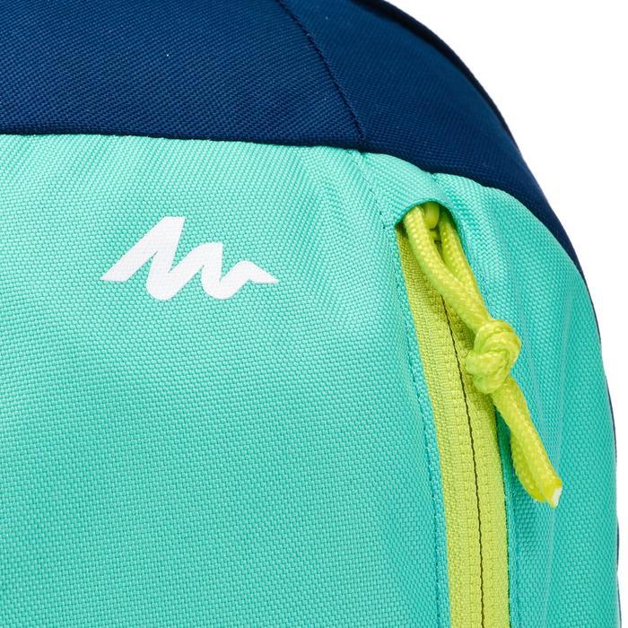 Mochila Montaña Senderismo Quechua 15L Arpenaz MH300 Niño Verde Azul