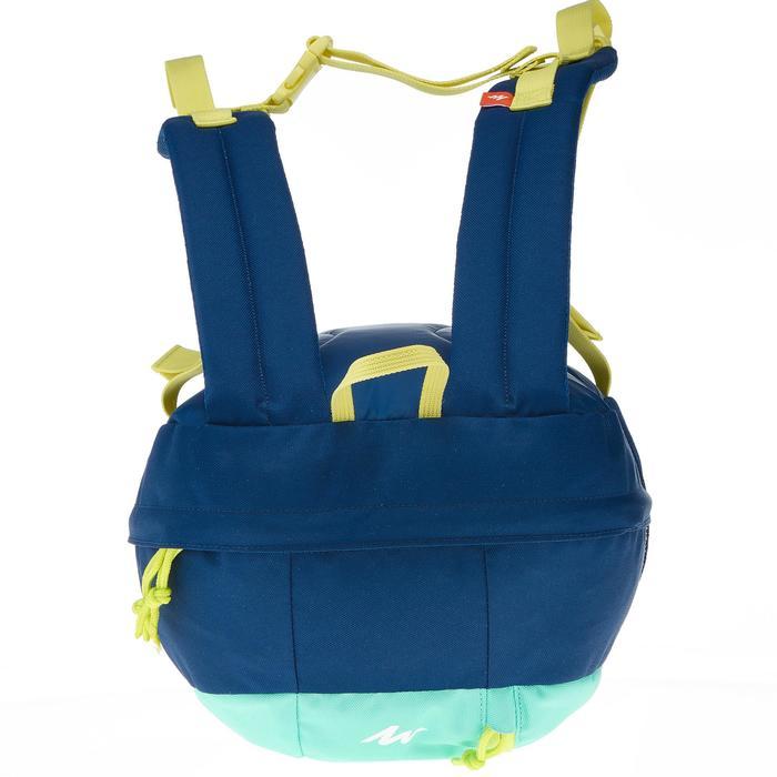 兒童款健行背包15 L MH500-綠色