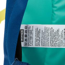 Wanderrucksack MH500 15 Liter Kinder ab 7 Jahre türkis