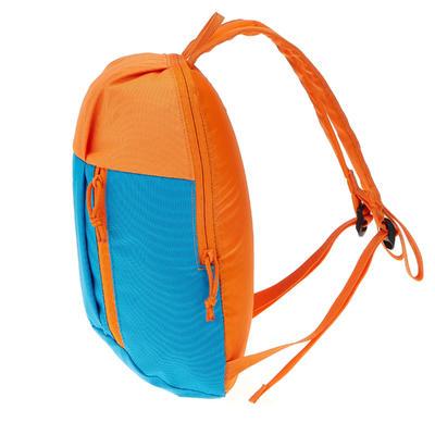 Sac à dos de randonnée enfant MH100 7 litres bleu orange