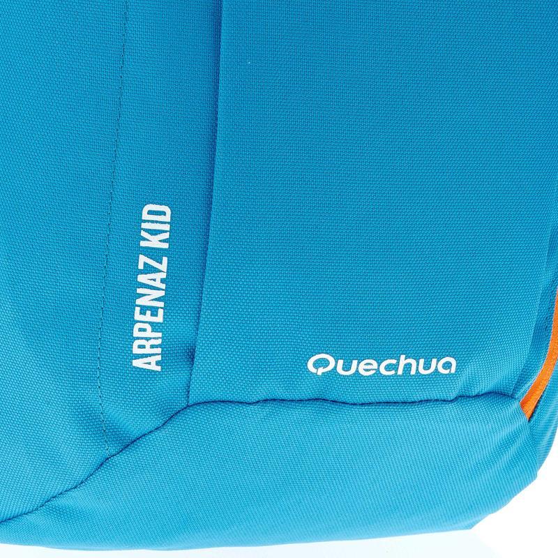 Sac à dos de randonnée enfant Arpenaz 7 litres enfants bleu orange