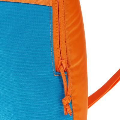 حقيبة ظهر Arpenaz 7 لتر للصغار للتنزه - أزرق/برتقالي