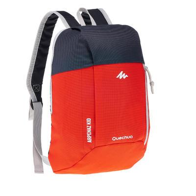 حقيبة ظهر Arpenaz 7 لتر للصغار للتنزه - أحمر