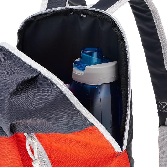 Rucksack Arpenaz 7 Liter Kinder rot/blau