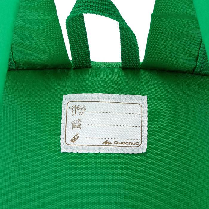 Rucksack Arpenaz 7 Liter Kinder grün