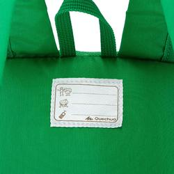 Rugzakje voor kinderen Arpenaz 7 liter groen