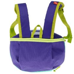 Kids' Hiking rucksack MH100 7 Litres purple