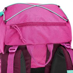 Forclaz 50-Litre Trekking Backpack - Mauve