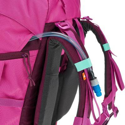 حقيبة الظهر للمشي لمسافات طويلة Forclaz 50 لتر – موف
