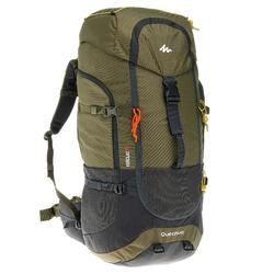e19365491 Mochila de Montaña y Trekking Forclaz 70 Litros Caqui