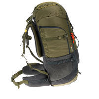 Forclaz 70-Litre Trekking Backpack - Khaki