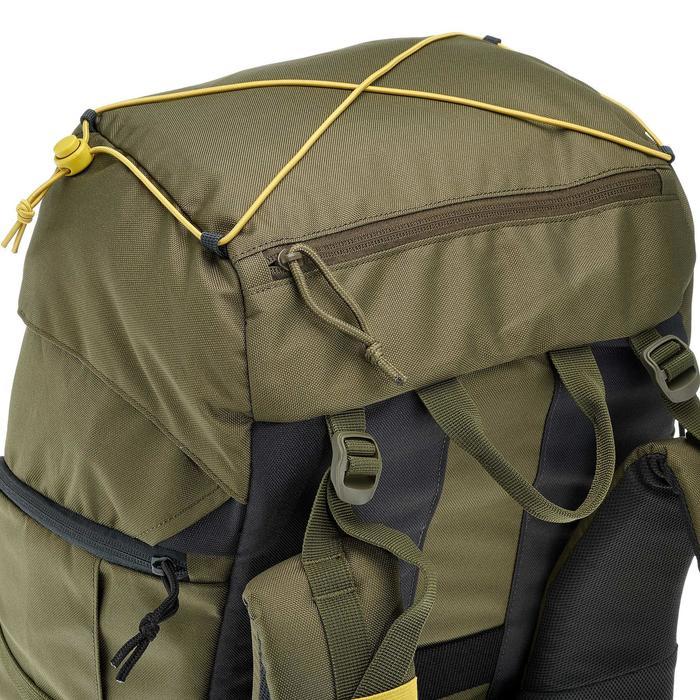 Trekkingrucksack Forclaz 70 Liter khaki