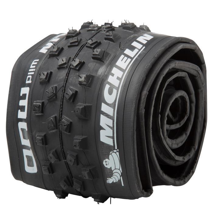 Fahrradreifen Faltreifen MTB Wild Mud Advanced Tubeless Ready 27,5x2.00 (52-584)