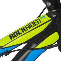 """MTB ROCKRIDER 340 zwart 26"""" - 755075"""