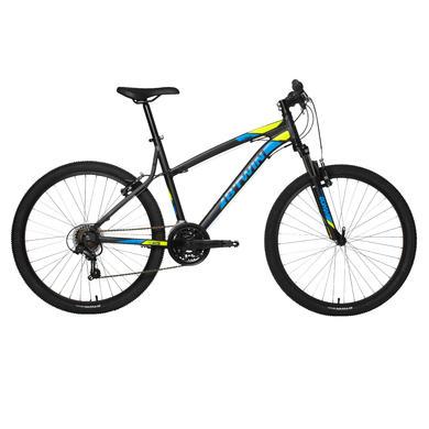 "26"" Rockrider 340 Mountain Bike - Black"