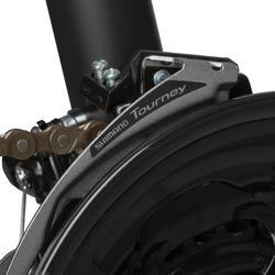 """MTB ROCKRIDER 340 zwart 26"""" - 755086"""