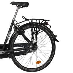 City Bike 28 Zoll Elops 920 LF Damen dunkelgrau