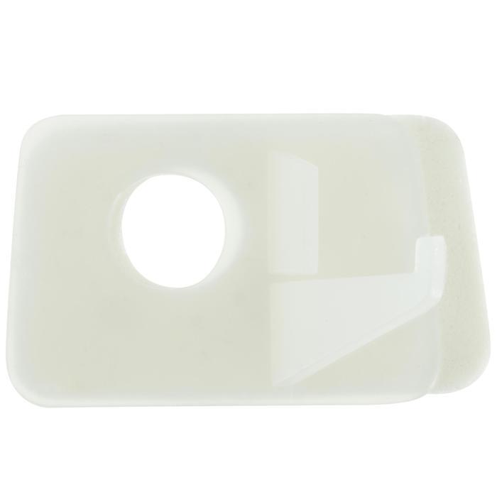 Pijlsteun voor boogschieten plastic linkshandig