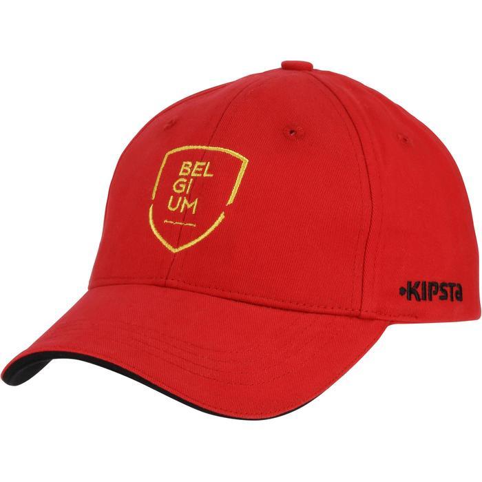 Casquette supporter adulte FP300 Belgique rouge - 755513
