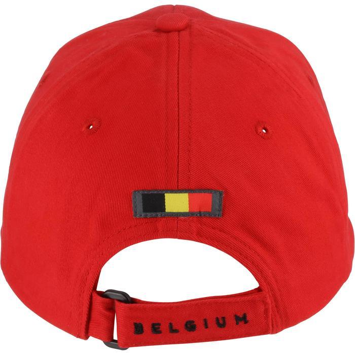 Casquette supporter adulte FP300 Belgique rouge - 755514