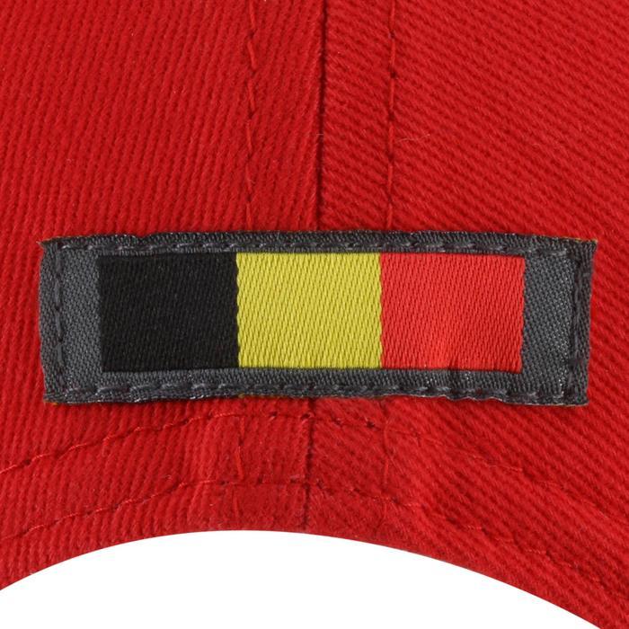Casquette supporter adulte FP300 Belgique rouge - 755516