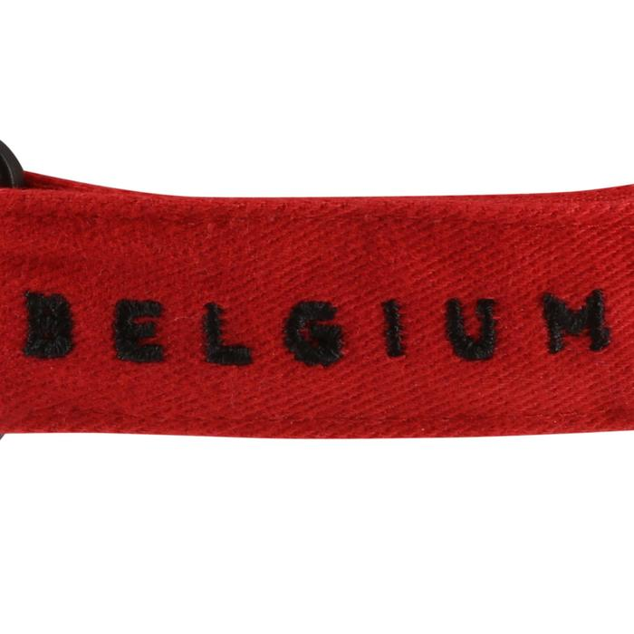 Casquette supporter adulte FP300 Belgique rouge - 755517