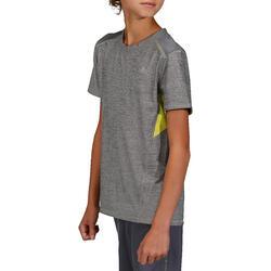 Jongens gym-T-shirt met korte mouwen Energy - 755692
