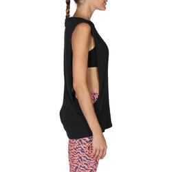 Mouwloos dansshirt dames - 755891