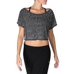 Kort dans T-shirt dames - 755906
