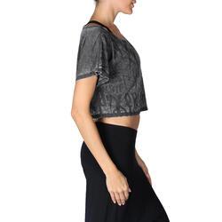 Kort dans T-shirt dames - 755908