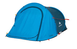 Kampeertent 2 Seconds | 2 personen - 756019