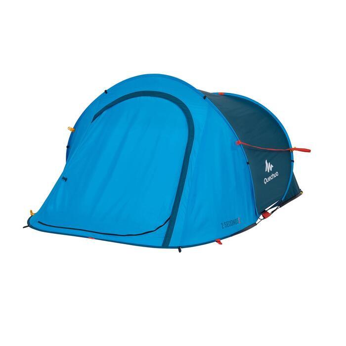 Tente de camping 2 SECONDS | 2 personnes - 756019